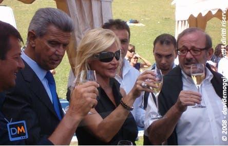 Isola dei Famosi 2008 - Conferenza Stampa Molveno @ Davide Maggio .it