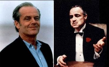 Jack Nicholson & Marlon Brando @ Davide Maggio .it