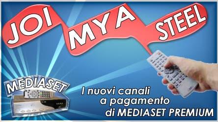 Joi Mya Steel @ Davide Maggio .it
