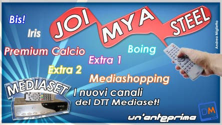 Joi Mya Steel @ Davide Maggio .it
