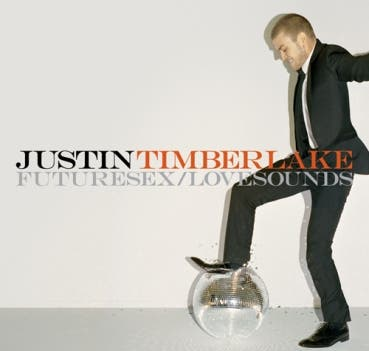 Justin Timberlake new album cover @ Davide Maggio .it