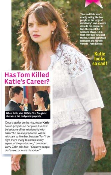 Katie Holmes @ Davide Maggio .it