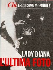Lady Diana Ultima Foto / Last Pic @ Davide Maggio .it