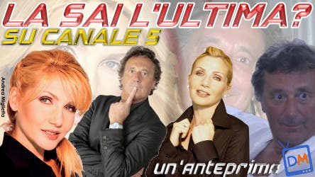 La Sai l'Ultima - Lorella Cuccarini ed Enzo Iacchetti @ Davide Maggio .it