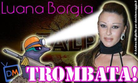 Luana Borgia @ Davide Maggio .it