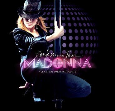 Madonna Confession Tour @ Davide Maggio .it