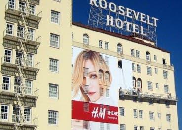 Madonna H&M ad Los Angeles @ Davide Maggio .it
