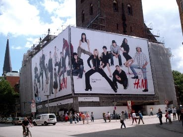 Madonna H&M ad Hamburg @ Davide Maggio .it