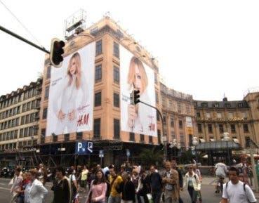 Madonna H&M ad Munich @ Davide Maggio .it