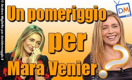 Mara Venier @ Davide Maggio .it
