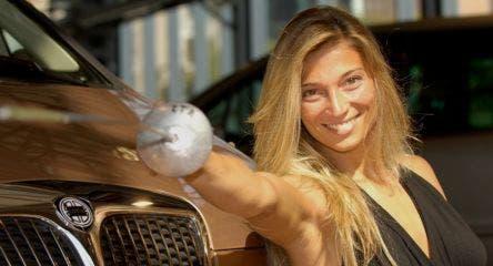 Margherita Granbassi @ Davide Maggio .it