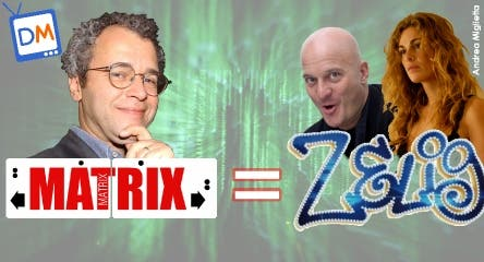 Matrix (Zelig) @ Davide Maggio .it