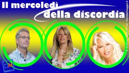 Alessia Marcuzzi, Maria De Filippi, Paolo Bonolis @ Davide Maggio .it