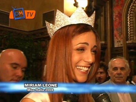 Miriam Leone (Miss Italia 2008) @ Davide Maggio .it