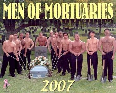 Men of Mortuaries 2007 @ Davide Maggio .it