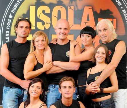 Concorrenti non famosi - Isola dei Famosi 6 @ Davide Maggio .it