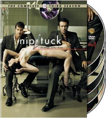 Nip/Tuck Terza Stagione DVD @ Davide Maggio .it