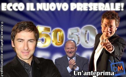Nuovo Preserale Canale5 @ Davide Maggio .it