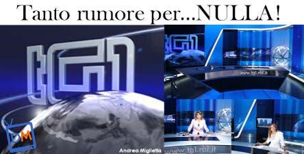 Nuovo TG1 @ Davide Maggio .it