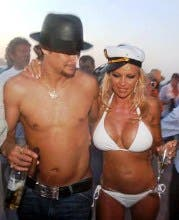 Pamela Anderson & Kid Rock @ Davide Maggio .it