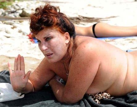Patrizia De Blanck - Isola dei Famosi 6 @ Davide Maggio .it