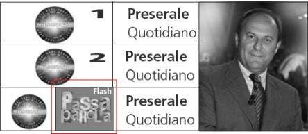 Preserale Canale5 @ Davide Maggio .it