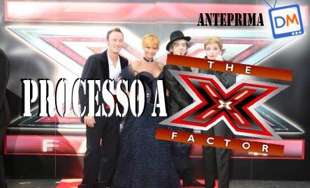 Processo a X Factor @ Davide Maggio .it