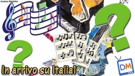 Quiz Musicale Italia1 @ Davide Maggio .it