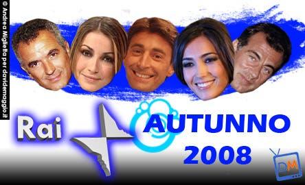 Rai - Autunno 2008 @ Davide Maggio .it