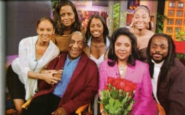 Reunion Robinson (The Cosby Show) 2000 @ Davide Maggio .it