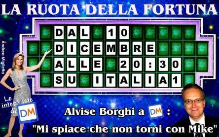Ruota della Fortuna (Alvise Borghi) @ Davide Maggio .it