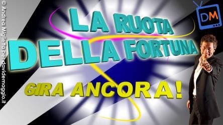 La Ruota della Fortuna, Enrico Papi @ Davide Maggio .it
