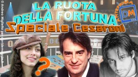 Ruota della Fortuna, Speciale I Cesaroni @ Davide Maggio .it