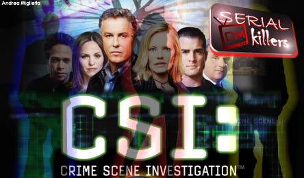 CSI Crime Scene Investigation @ Davide Maggio .it