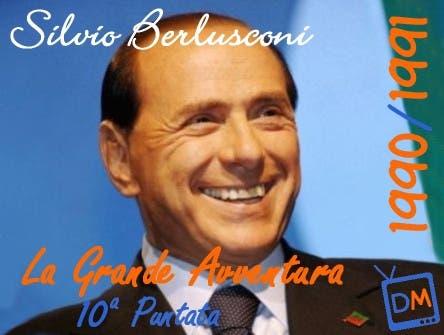 Silvio Berlusconi - La Grande Avventura (Storia della TV Commerciale) @ Davide Maggio .it
