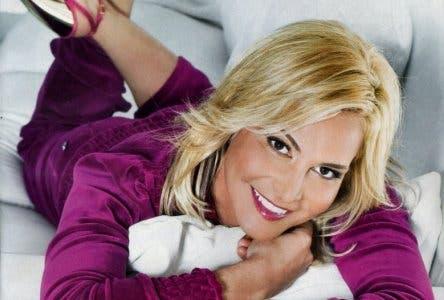 Simona Ventura (La tribù)