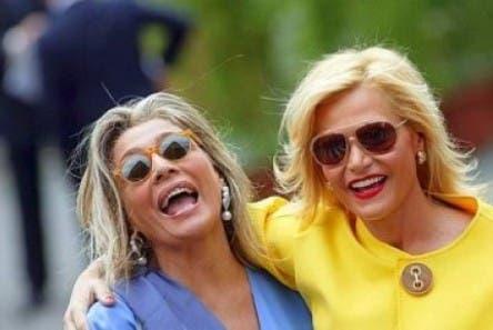 Simona Ventura e Mara Venier @ Davide Maggio .it