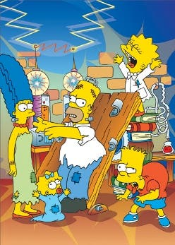 Simpson - Season 19 @ Davide Maggio .it