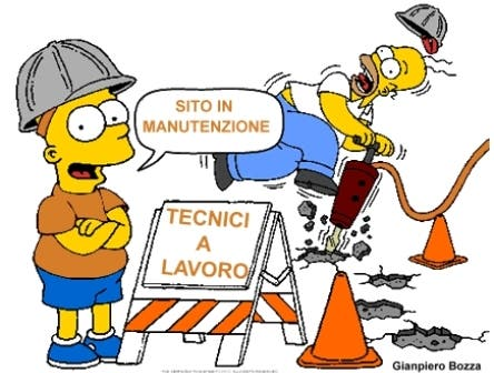 DM in manutenzione @ Davide Maggio .it