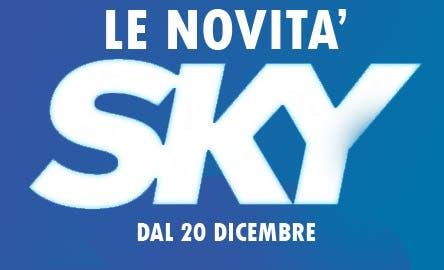 Novità Sky Cinema - 20 dicembre @ Davide Maggio .it