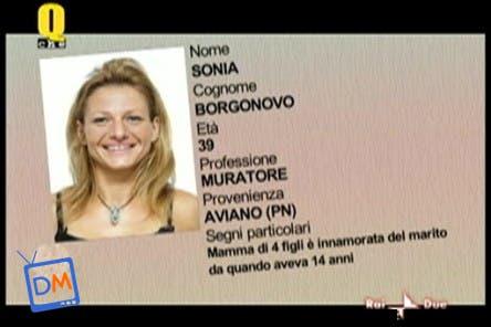 Sonia Borgonovo @ Davide Maggio .it
