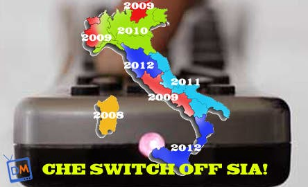 Switch Off @ Davide Maggio .it