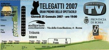 Telegatti 2007 @ Davide Maggio .it