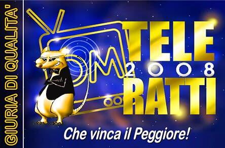 TeleRatti 2008 (Giuria di Qualità) @ Davide Maggio .it