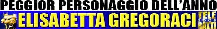 TeleRatti 2008 - Peggior Personaggio dell'Anno - Elisabetta Gregoraci @ Davide Maggio .it