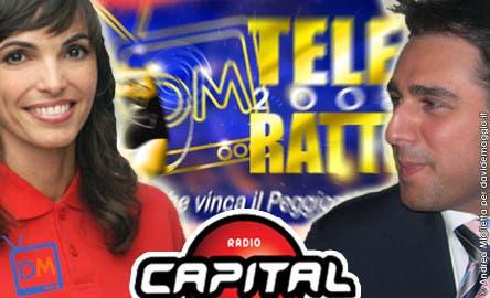 TeleRatti 2008 - Radio Capital (Flavia Cercato - Davide Maggio) @ Davide Maggio .it