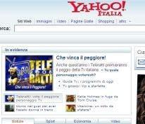 TeleRatti Home Page Yahoo @ Davide Maggio .it