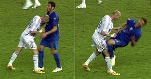 Testata Materazzi Zidane (FIFA World Cup 2006) @Davide Maggio .it