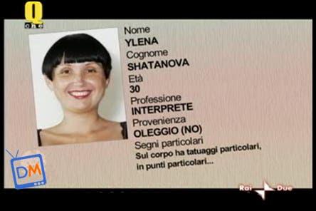 Ylena Shatanova @ Davide Maggio .it