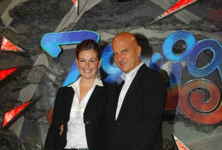 Zelig Arcimboldi 2008 - Claudio Bisio e Vanessa Incontrada @ Davide Maggio .it